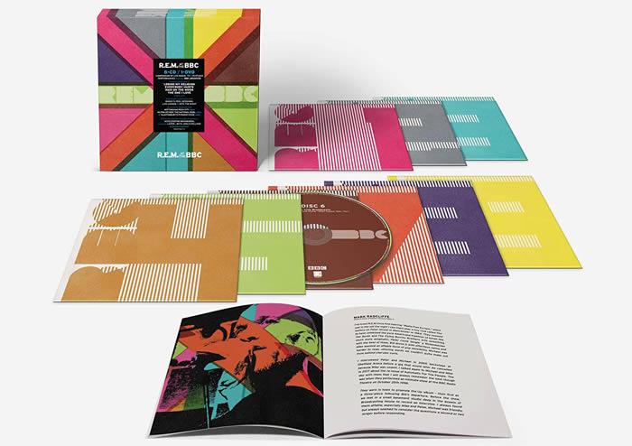 Se viene un boxset de lujo para los fans de R.E.M. - Radio Cantilo