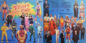 """Repasamos el soundtrack de """"Titanes en el ring"""""""