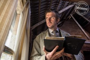 'El apóstol': Dan Stevens y Michael Sheen en la nueva ocura de Gareth Evans ('The Raid')