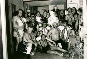 "#RadioCine: ""Titanes en el ring"" etapa cinematografica"
