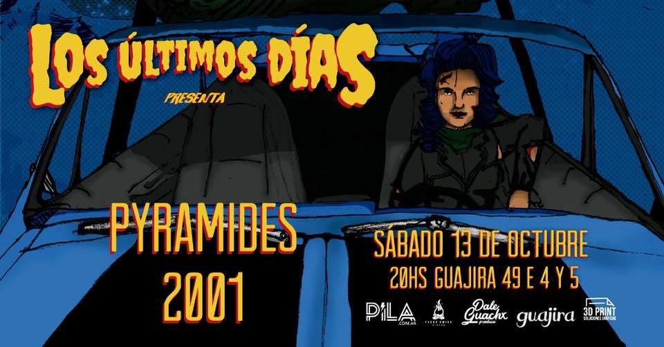"""""""2001"""" el sonido alternativo que florece desde La Plata - Radio Cantilo"""