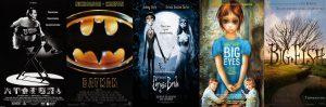 Cinco pelis de Tim Burton para ver en casa