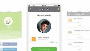 """Worcket: El """"tinder"""" de la búsqueda laboral"""