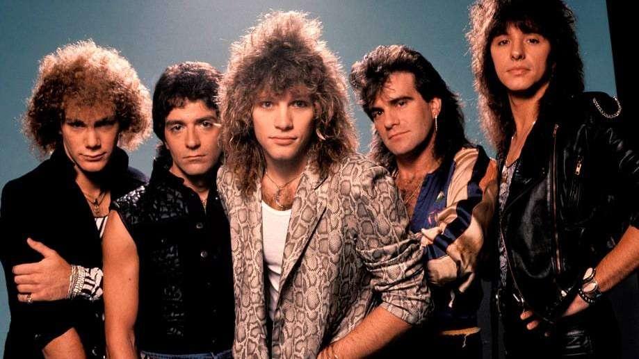 """Por qué """"Slippery When Wet"""" es uno de los mejores 5 discos de los '80 - Radio Cantilo"""
