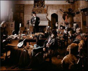 El banquete de los pordioseros