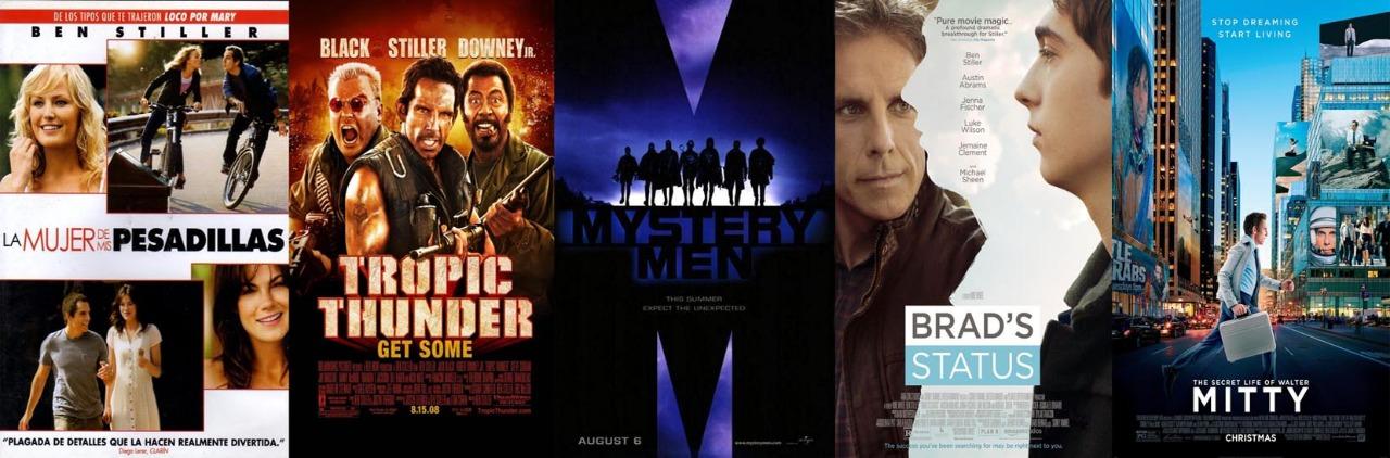 Cinco pelis con Ben Stiller para ver en casa - Radio Cantilo