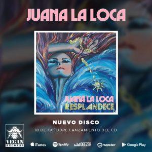 ¡Juana La Loca festeja sus 30 años!
