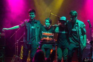 Rockero se nace: Pibes en banda