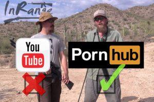 Cuando YouTube se cae la respuesta está en PornHub