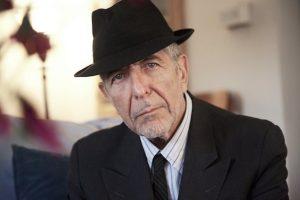 Preparan disco póstumo de Leonard Cohen