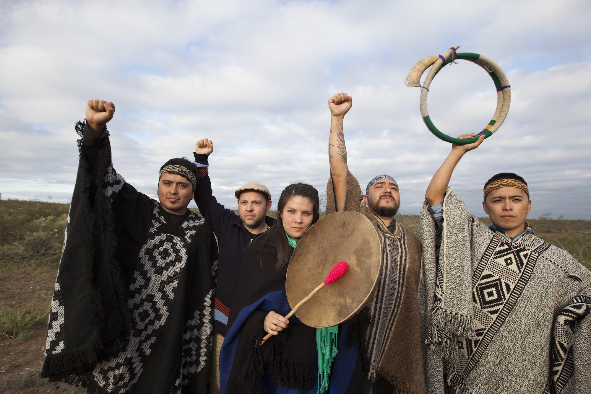 Entrevista exclusiva a Puel Kona, la banda mapuche que será soporte de Roger Waters - Radio Cantilo