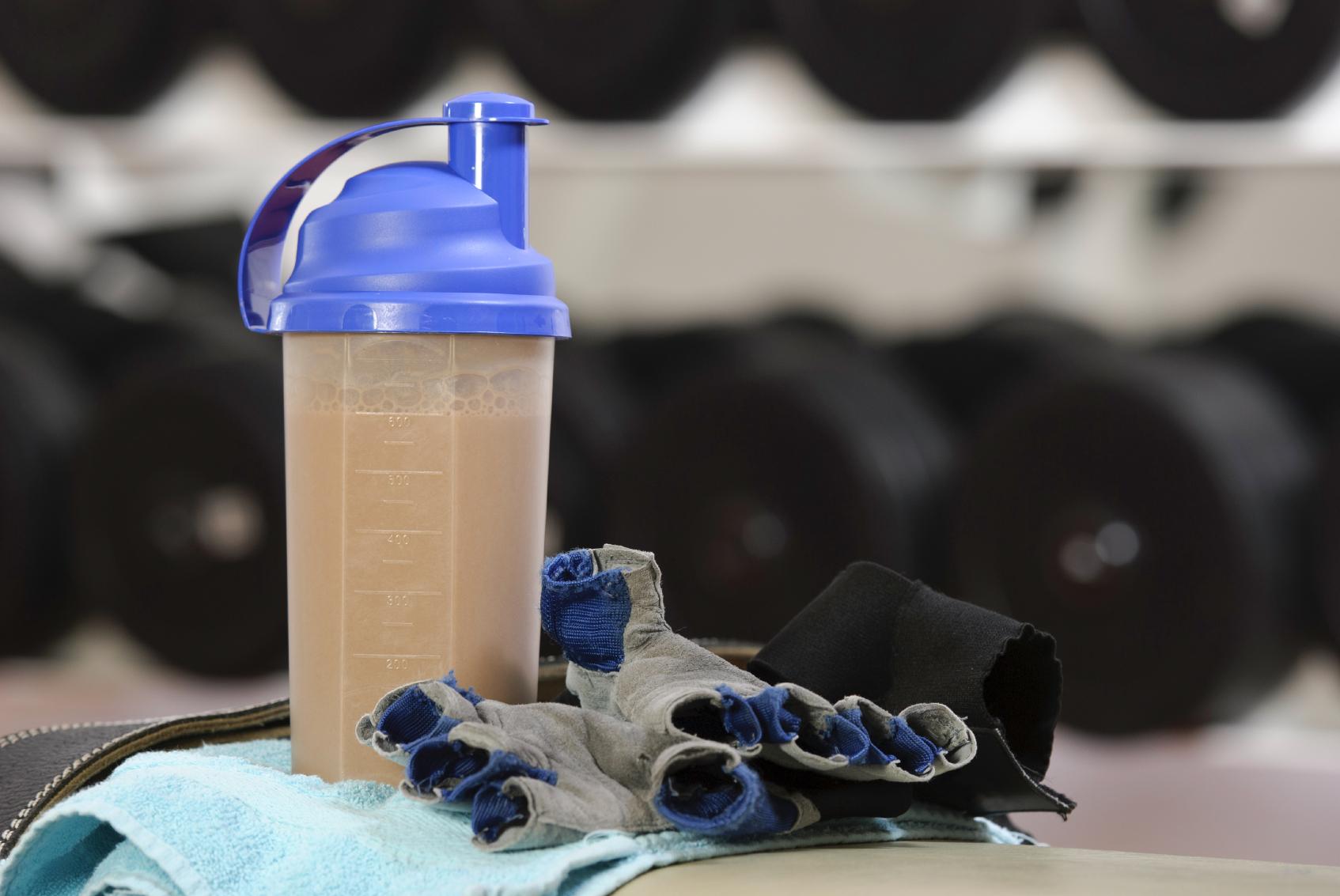 Dilema en el gimnasio: ¿Cuándo está bien tomar proteínas? - Radio Cantilo