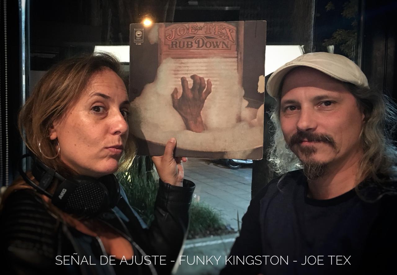 Señal de ajuste en el planeta de Funky Kingston - Radio Cantilo