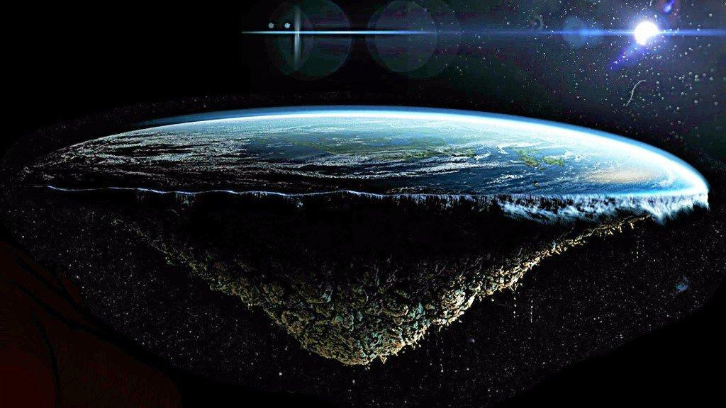 El terraplanismo vs los satélites - Radio Cantilo