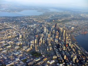 Hagan correr la Navidad: Un vuelo desde Seattle