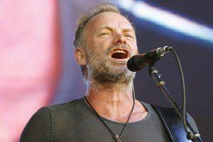 ¡Feliz cumpleaños Sting!