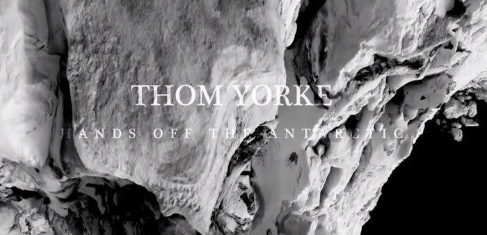 Salvando a la Antártida con Thom Yorke - Radio Cantilo