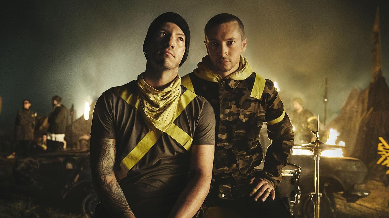 "PALADAR POP: ""TRENCH"", TWENTY ONE PILOTS - Radio Cantilo"