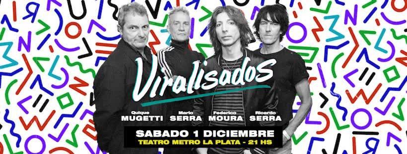 ¡Show en vivo de Viralisados! - Radio Cantilo