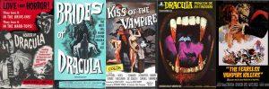 Cinco pelis de vampiros para ver en casa