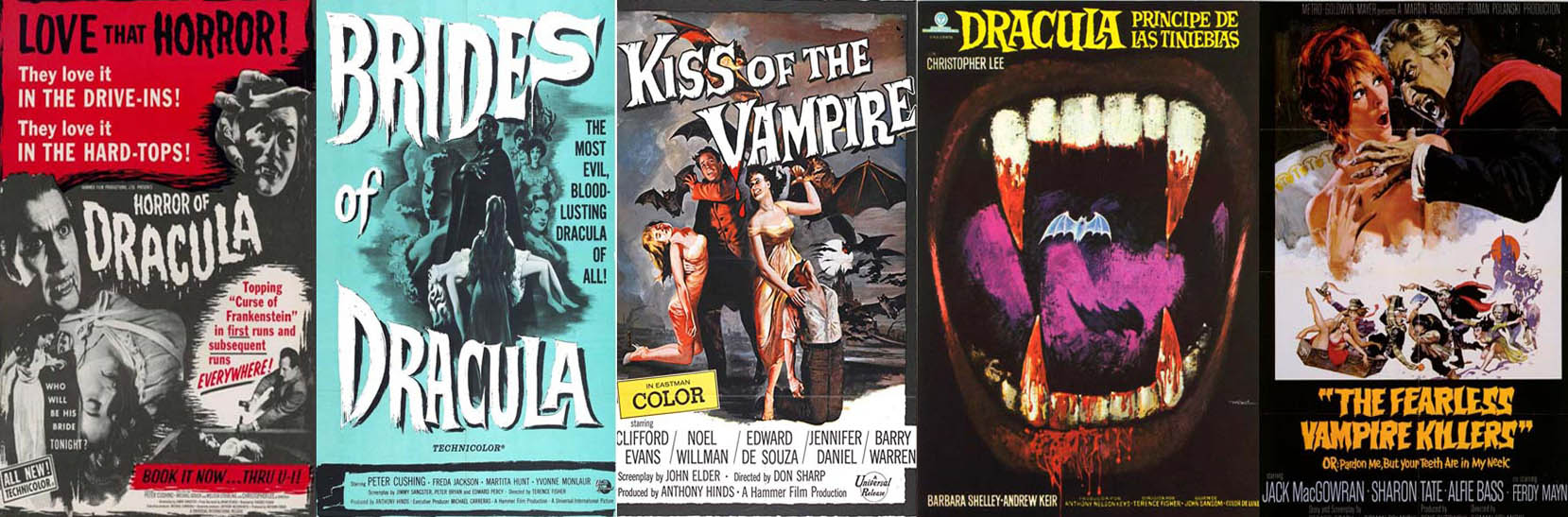 Cinco pelis de vampiros para ver en casa - Radio Cantilo