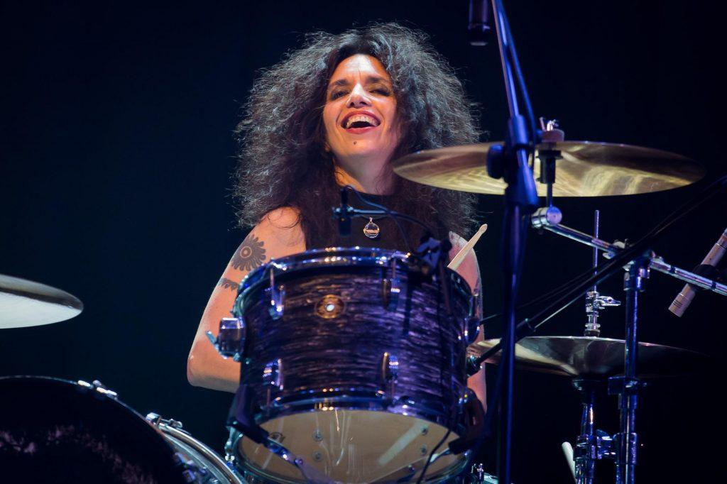 """Andrea Álvarez: """"Ser mujer es un plus para estar fuera de la industria musical"""""""