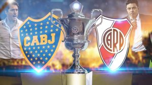 RIVER VS BOCA: LLEGA LA GRAN FINAL