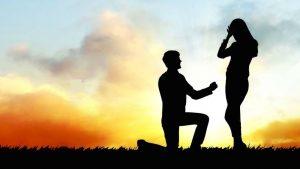 Che, ¿te querés casar conmigo?