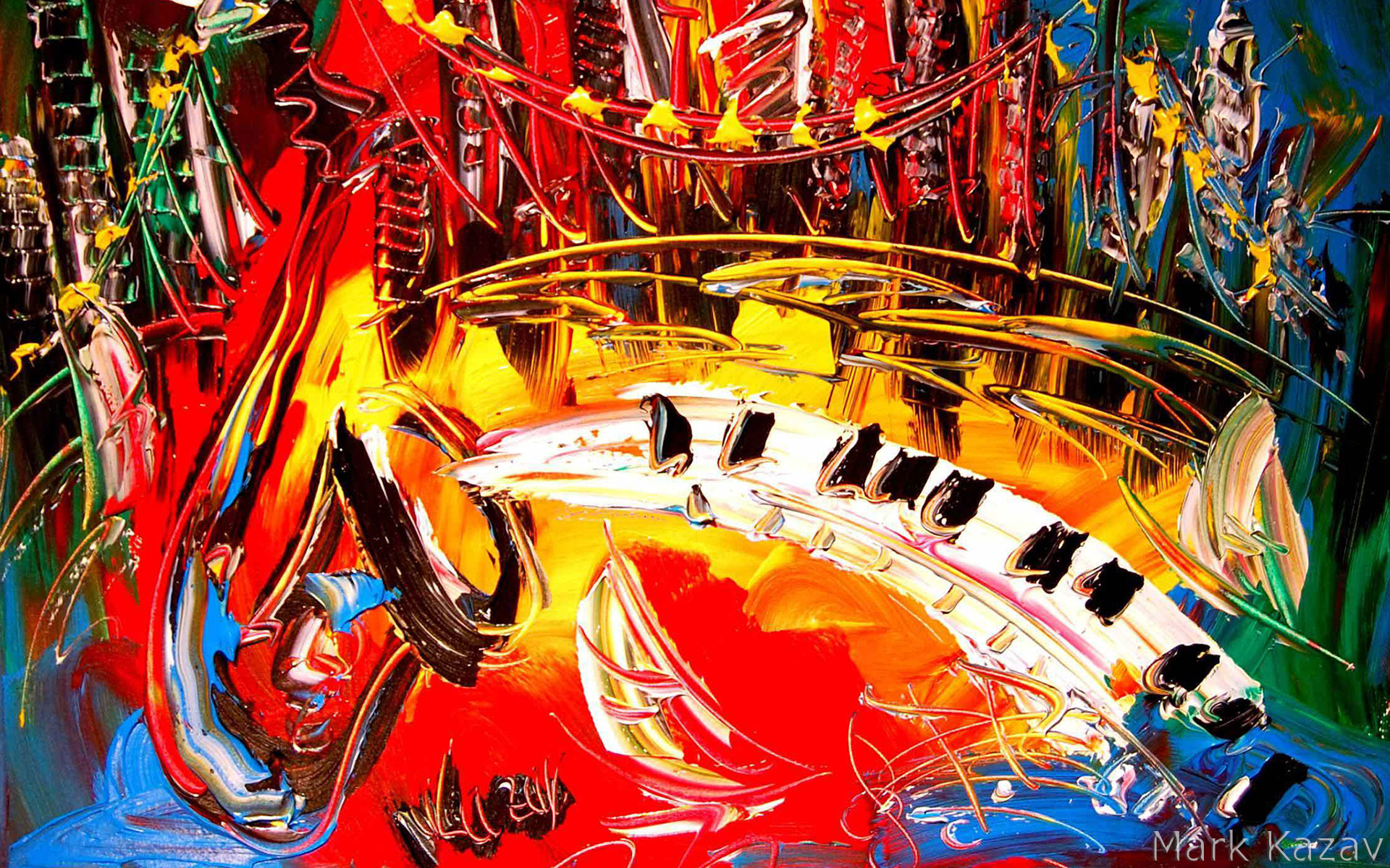 Vientos, teclado, percusión y cuerdas: El jazz que nos hace felices - Radio Cantilo