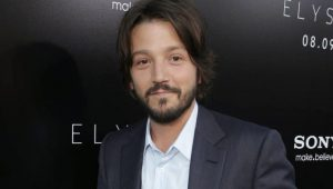 Diego Luna protagonizará segunda serie basada en Star Wars