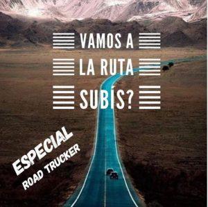"Especial ""Road Trucker"": Dos horas de música rutera"