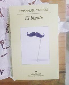 """#LosLibrosDeAle: """"El bigote"""", de Emmanuel Carrère"""
