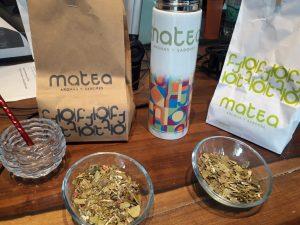 Matea: primera boutique de mate de La Plata