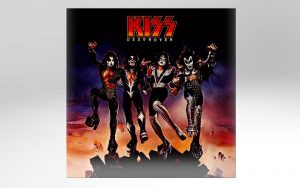 "Desarmado un clásico: Kiss y ""Destroyer"""