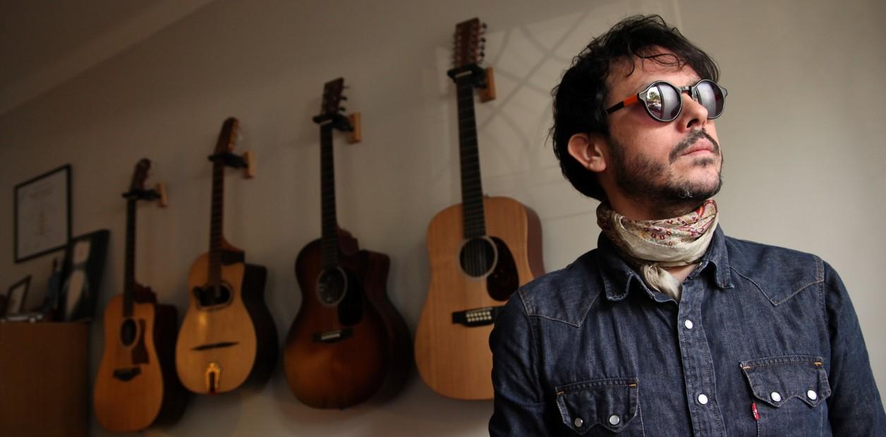 """Lisandro Aristimuño: """"A las canciones hay que dejarlas fluir"""" - Radio Cantilo"""