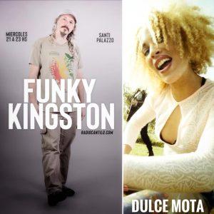 Prendé la señal de ajuste con Funky Kingston