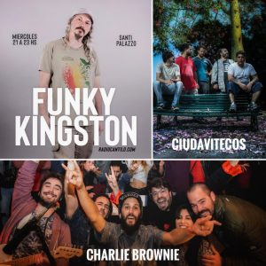 Roy Hargrove y Fuky Kingston
