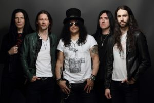 ¡Slash ft. Myles kennedy & The Conspirators vienen para Argentina!