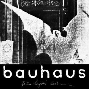 Bauhaus revela grabaciones inéditas