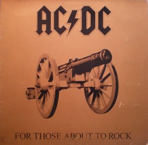 "A 37 años de ""For Those About to Rock (We Salute You)"""