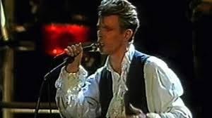 Cinta testigo: viaje al recital de Bowie en Argentina