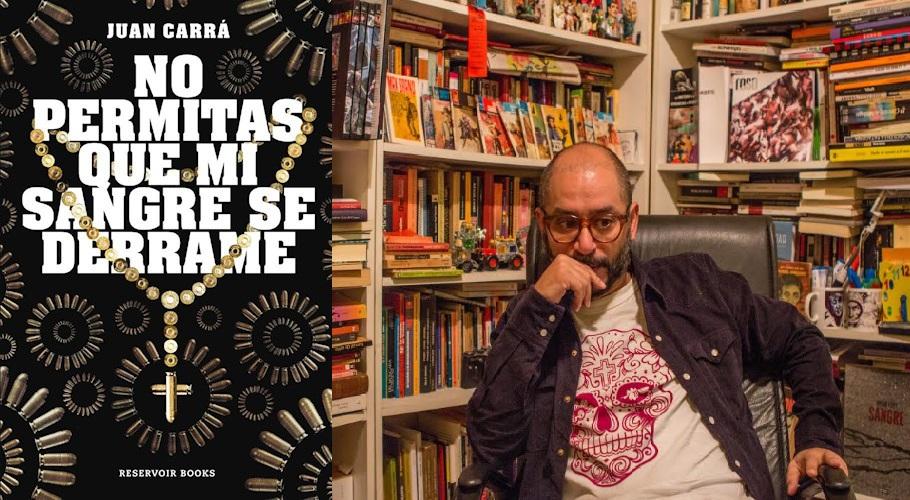 """#LosLibrosDeAle: """"No Permitas que Mi Sangre se Derrame"""" - Radio Cantilo"""