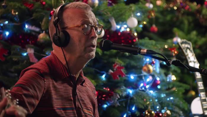 ¡Mirá el nuevo videoclip de Eric Clapton! - Radio Cantilo
