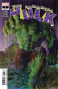 Punto de Fuga: The Inmortal Hulk
