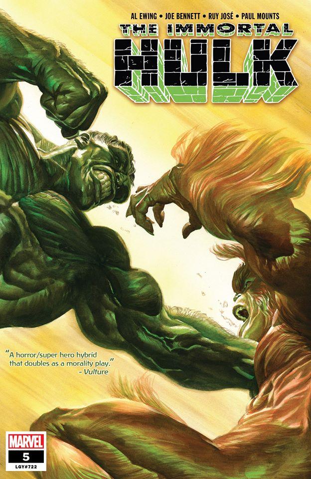 Punto de Fuga: The Inmortal Hulk - Radio Cantilo