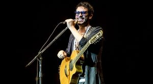 "Lisandro Aristimuño: ""Siempre me gustó compartir la música"""