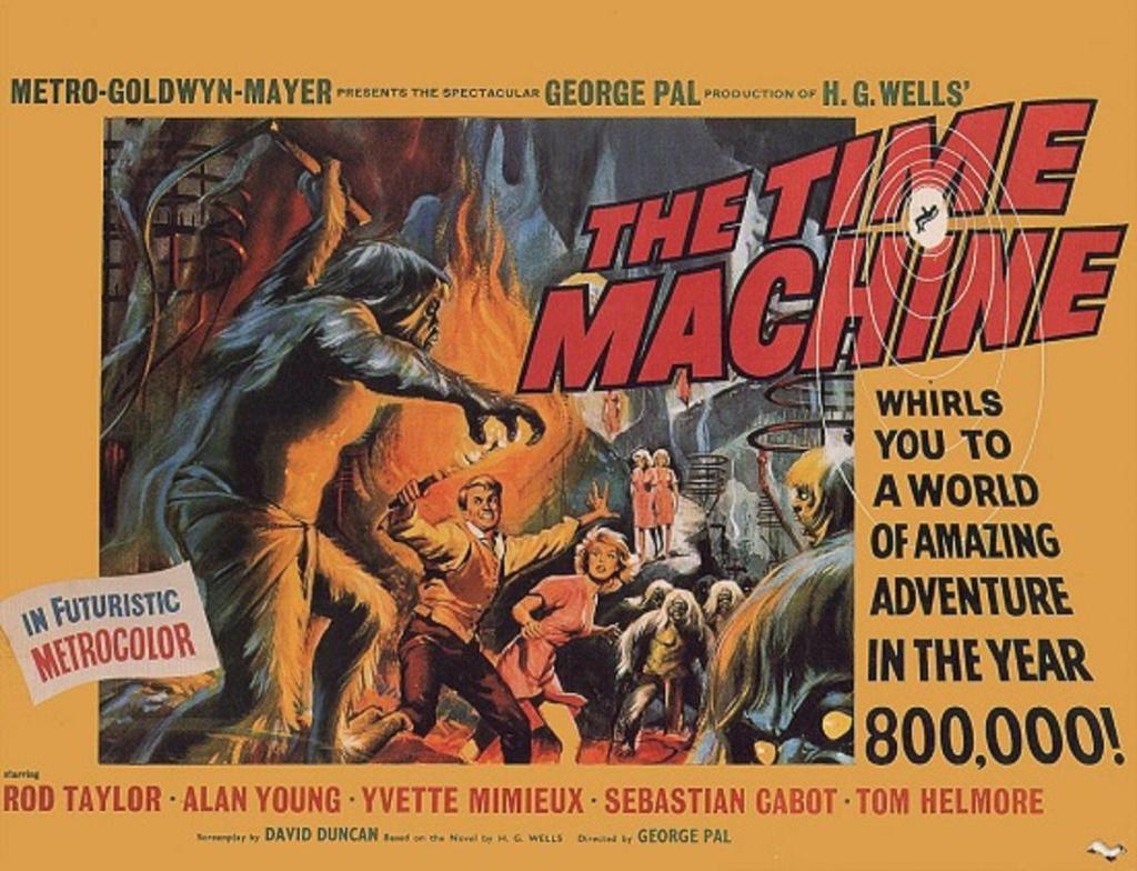 Andy Muschietti dirigirá una nueva versión de 'La máquina del tiempo' de H.G. Wells - Radio Cantilo