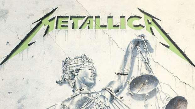 """Anécdotas imprecisas sobre el rock and roll: Treinta años de """"And Justice For All"""" de Metallica - Radio Cantilo"""