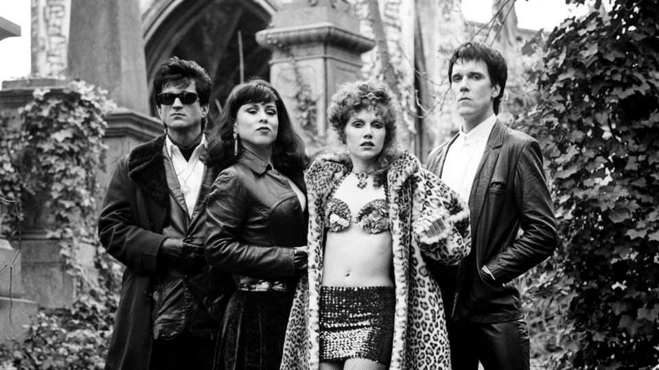Viernes de Vinilo: The Cramps y Songs the Lord Taught Us - Radio Cantilo