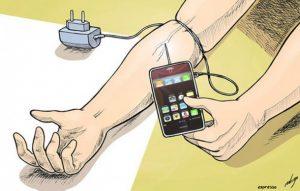 Las redes sociales son más adictivas que el cigarrillo y alcohol